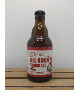 De Feniks All Good Things Are 3 33 cl