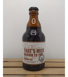 De Feniks That's Miss Brown To You 33 cl