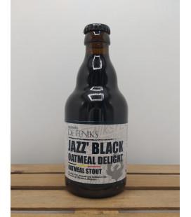 De Feniks Jazz' Black Oatmeal Delight 33 cl