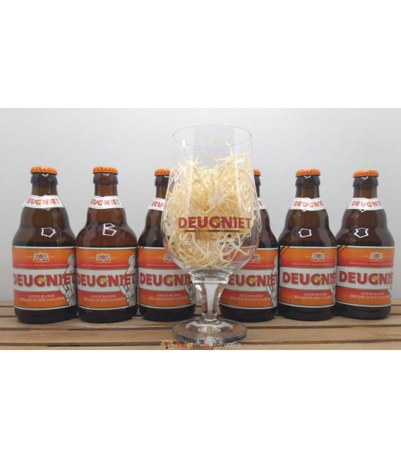 Deugniet 6-Pack + FREE Deugniet Glass