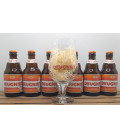 Deugniet 6-Pack + FREE Deugniet Glass