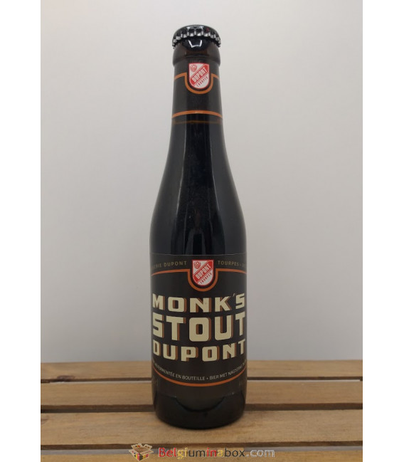 Dupont Monk's Stout 33 cl