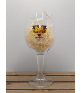 Malheur Bière-Brut-Champagne-Glass