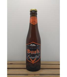 Bush Caractère (amber) 33 cl