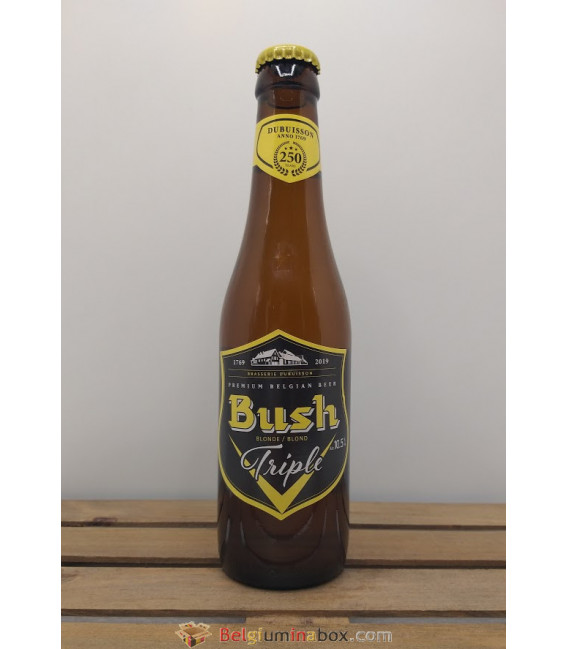 Bush Triple Blonde 33 cl
