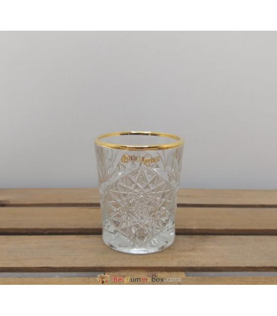 Elixir d'Anvers Gold Shot Glass