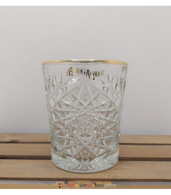 Elixir d'Anvers Gold Glass (35cl)