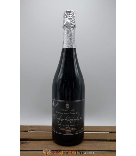 Kerkom Winterkoninkske Haspengouwse Grand Cru 75 cl
