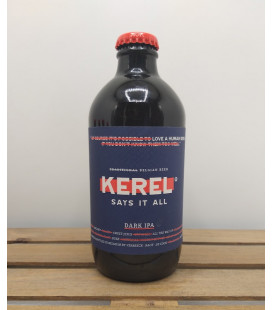 Kerel Dark IPA 33 cl