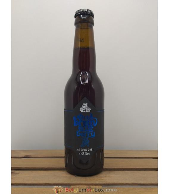 Verzet Oud Bruin Blueberry 33 cl