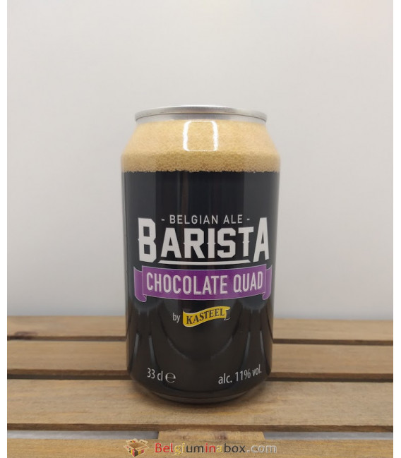 Kasteel Barista Chocolate Quad 33 cl CAN