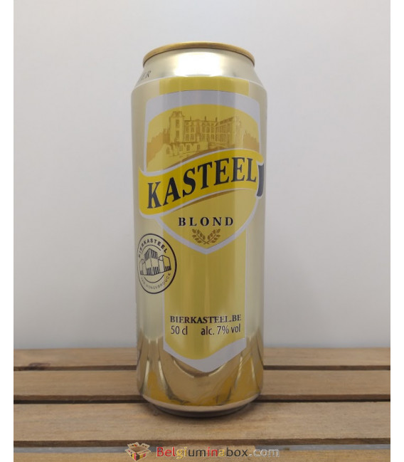 Kasteel Blond 50 cl Can