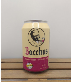 Bacchus Frambozenbier 33 cl CAN