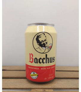 Bacchus Kriekenbier 33 cl CAN
