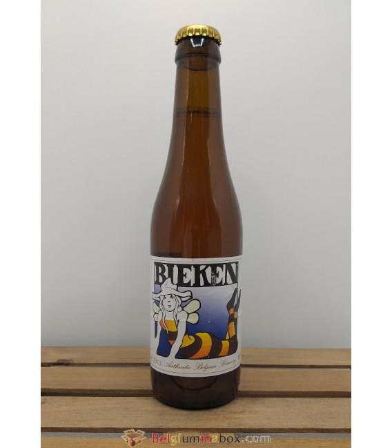 Bieken Honey 33 cl