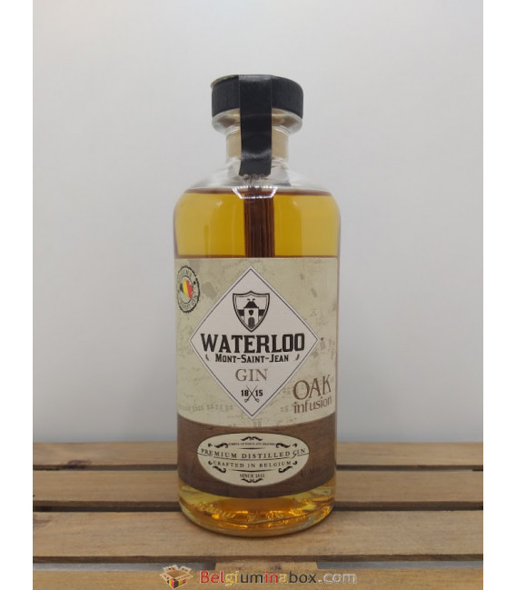 Waterloo Gin Oak Infusion 70 cl