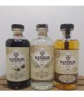 Waterloo Gin (set of 3) 3 x 50 cl