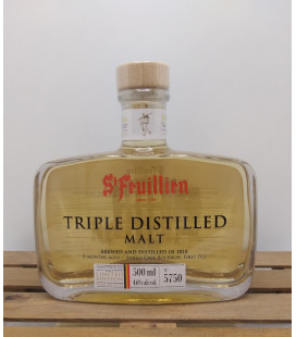 St Feuillien Trple Distilled Malt 50 cl