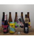 Brussels Beer Project Brewery Pack + FREE BBP Glass