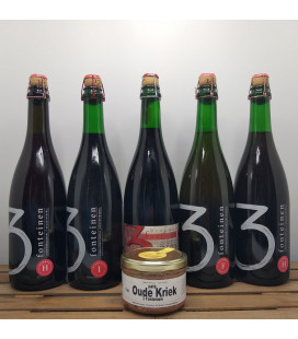 3 Fonteinen Fruited Brewery Pack (5x75cl)