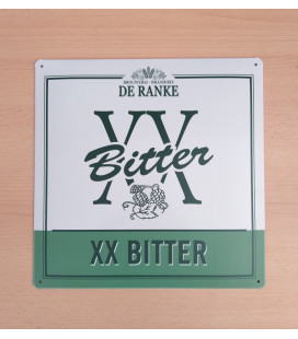 De Ranke Franc Belge beer-sign