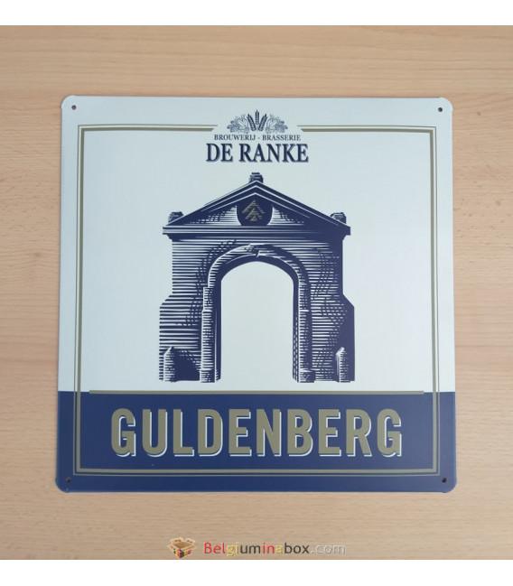 De Ranke Guldenberg beer-sign