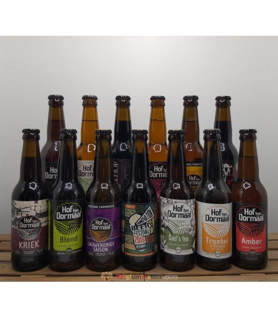 Hof ten Dormaal Brewery Pack + FREE HTD bottle (11-pack)