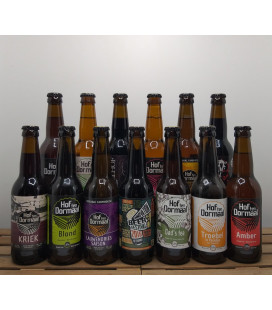 Hof ten Dormaal Brewery Pack + FREE HTD bottle (11-pack)