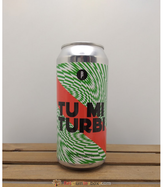 Brussels Beer Project Tu Mi Turbi CAN 44 cl