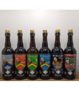St Bernardus Brewery Pack (6x75cl)