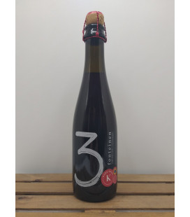 3 Fonteinen Oude Kriek VAT (Barrel) 2018-2019 37.5 cl