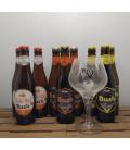 Bush Brewery Pack (3x3) + Bush Glass