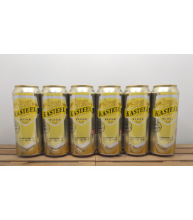 Kasteel Blond 6-pack (5+1 FREE) 50 cl CAN