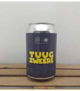 DOK Brewing Tuug Zweere 33 cl CAN