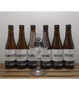Eylenbosch Brewery Pack (3+3) + FREE Eylenbosch Glass