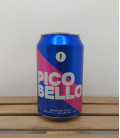 Brussels Beer Project Pico Bello 33 cl Can