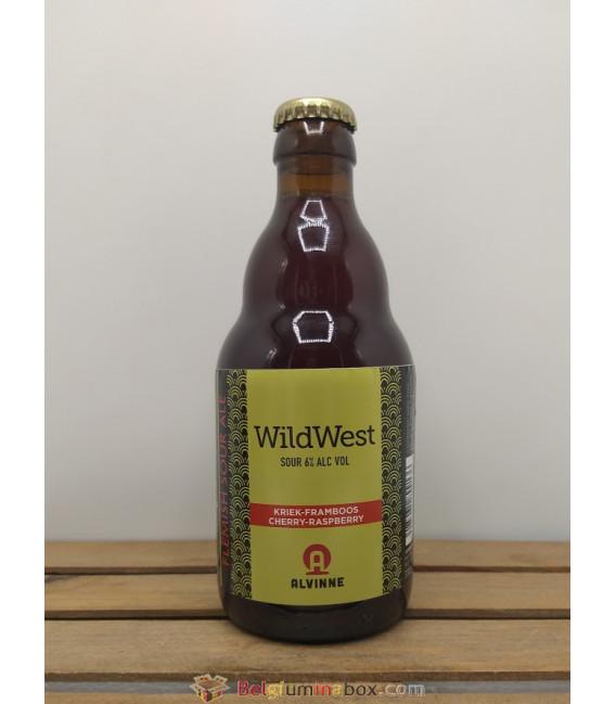 Alvinne Wild West Kriek-Framboos 33 cl