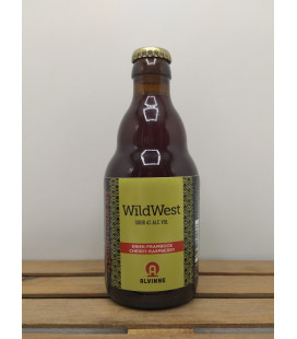 Alvinne Wild West Kriek-Framboos 33 cl