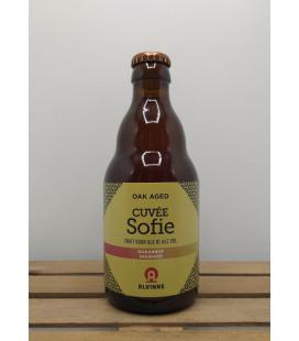 Alvinne Cuvée Sofie Rabarber (oak aged) 33 cl
