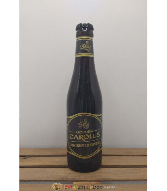 Gouden Carolus Whisky Infused 33 cl
