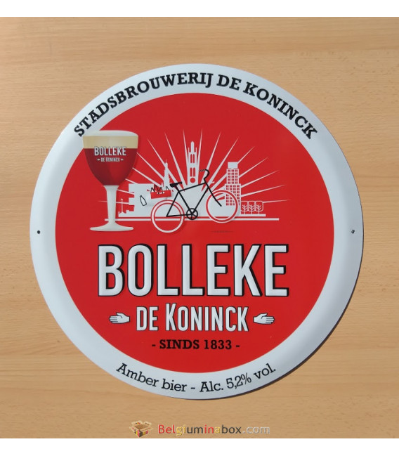 De Koninck Bolleke Beer-Sign
