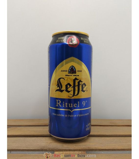 Leffe Rituel 9° 50 cl Can
