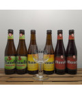 Moinette 6-Pack + FREE Moinette Glass