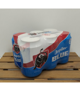 Jupiler Blue PILS 6-Pack 3.3% (6x33cl) CANS