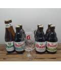 Duvel Brewery Pack (8-Pack) + FREE Duvel Glass