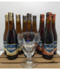 Affligem Brewery Pack (9 x 30 cl) + FREE Affligem Glass