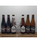Tongerlo Brewery Pack (6x33cl) + FREE Tongerlo Glass