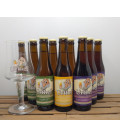 Urthel Brewery Pack (9-Pack) + Urthel Glass