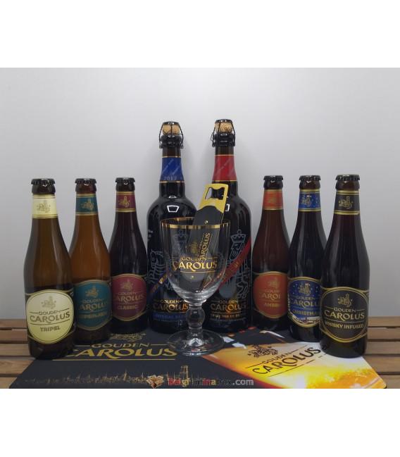 Gouden Carolus Brewery Pack De Luxe Edition