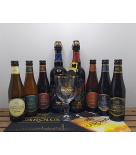 Gouden Carolus Brewery Pack De Luxe Edition